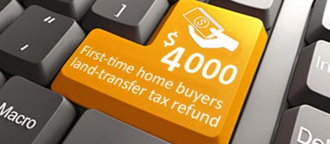 Land Transfer Tax Refund - Realty